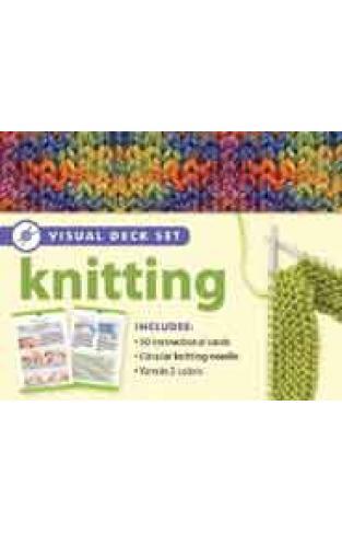 Knitting: Visual Deck Set Visual Deck Plus