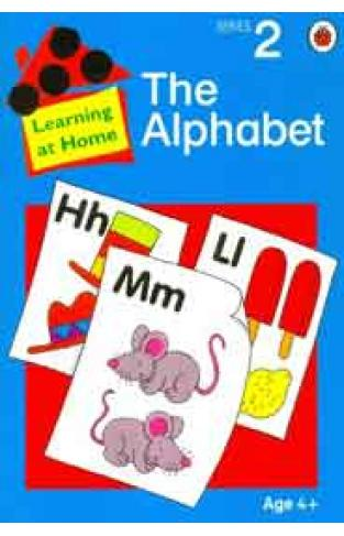 Learning At Home Series 2 The Alphabet