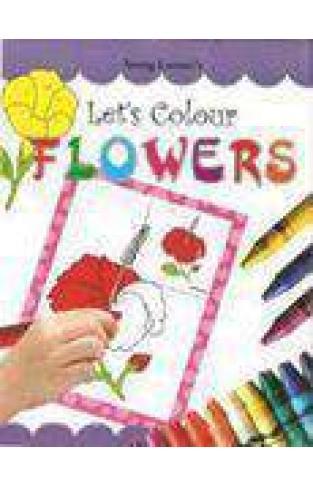 Lets Colour Flowers