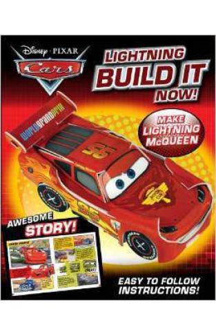 Lightning Builad it Now ! Disney Build It Now