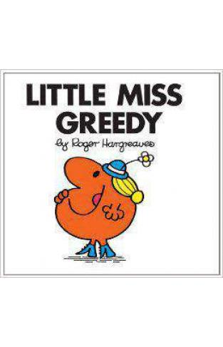 Little Miss Classic Library Little Miss Greedy