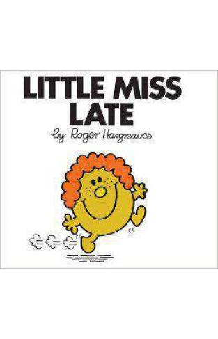 Little Miss Classic Library Little Miss Late 15
