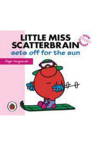 Mr Men Little Miss Little Miss Scatterbrain sets off for the sun