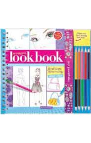My Fabulous Look Book Fashion Drawing Made Easy