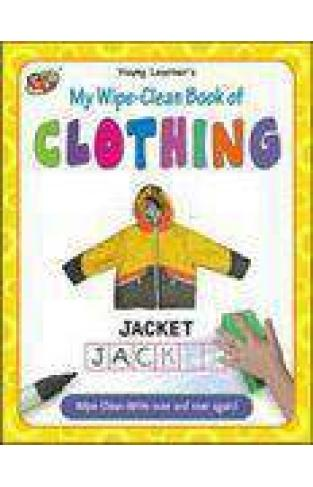 My Wipe Clean Book of Clothing