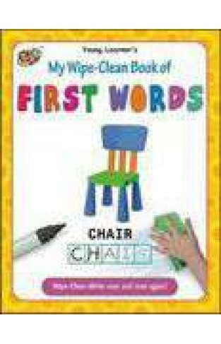 My Wipe Clean Book of First Words