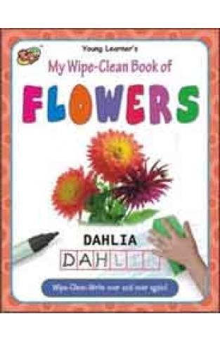 My Wipe Clean Book of Flowers