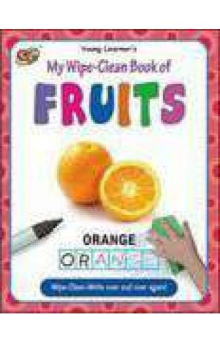 My Wipe Clean Book of Fruits