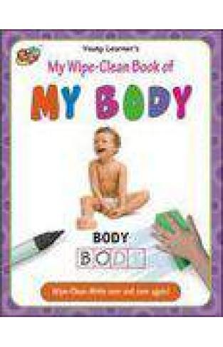 My Wipe Clean Book of My Body