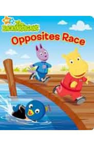 Opposites Race Backyardigans