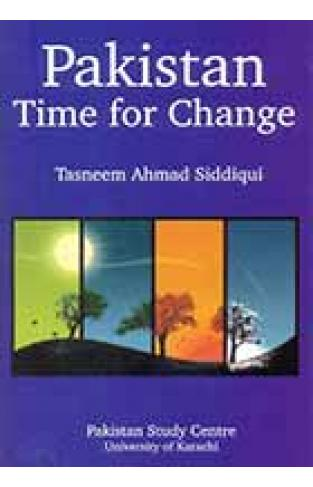Pakistan Time For Change