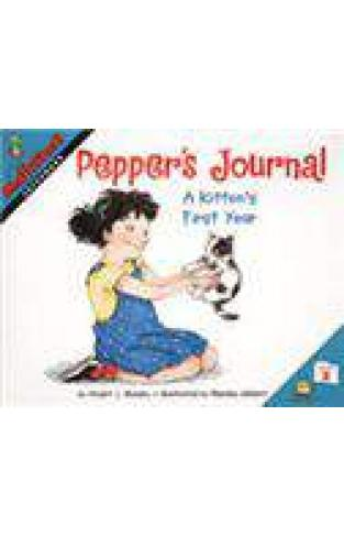 Pepper s Journal A Kitten s First Year