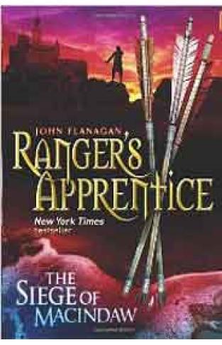 Rangers Apprentice The Siege of Macindaw