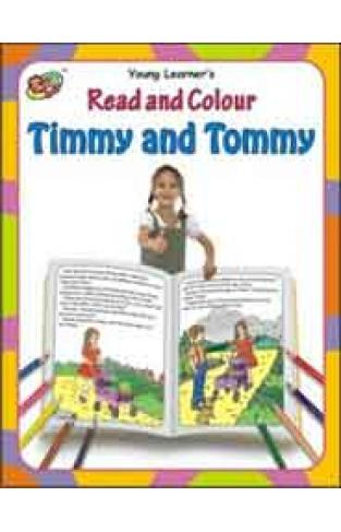 Read And Colour Timmy & Tommy