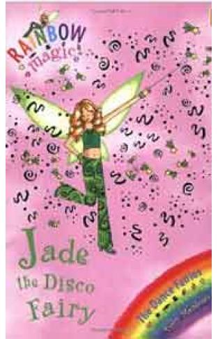 Rnbow Magic Jade The Disco Fry 51 Dsy Meadows