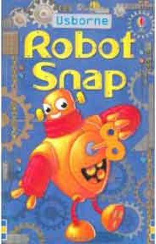 Robot Snap Box -