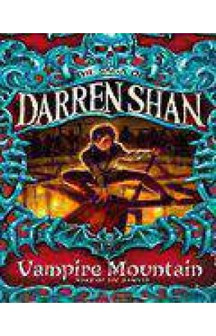 Saga Of Darren Shah 4 Vampire Mountain