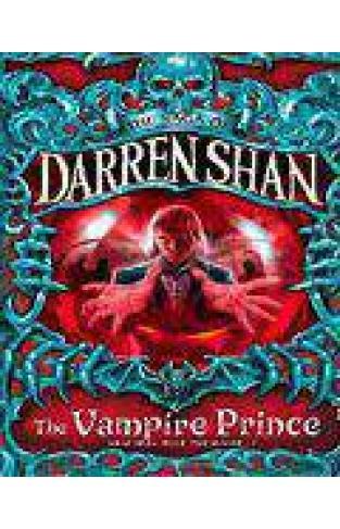 Saga Of Darren Shah 6The Vampire Prince