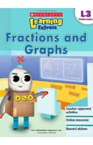 Scholastic Learning Express Level 3 Fractions and Graphs