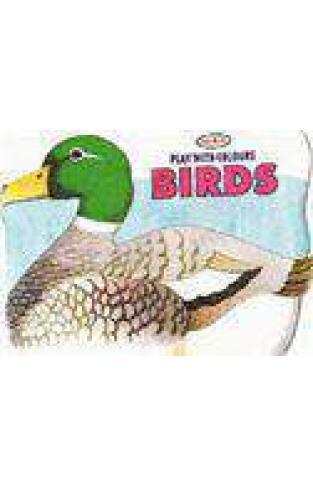 Shape Books Birds