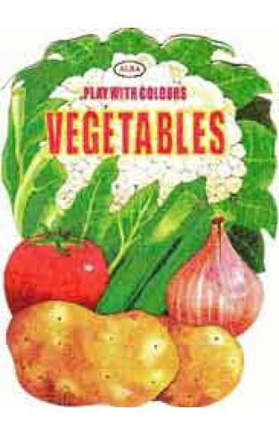 Shape Books Vegetables