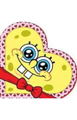 SpongeBobs Hearty Valentine SpongeBob SquarePants