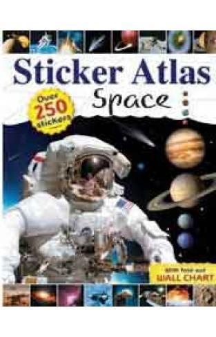 Sticker Atlas: Space -
