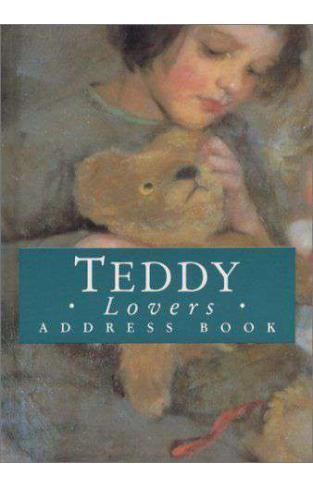 Teddy Lovers Address Book