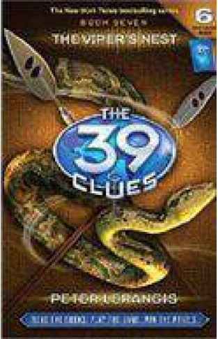 The 39 Clues Book 7 The Vipers Nest