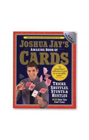The Amazing Book of Cards Tricks Shuffles Games and Hustles