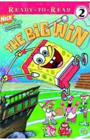 The Big Win ReadyToRead Spongebob Squarepants Level 2