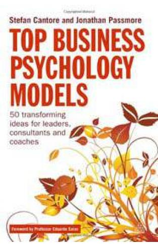 Top Business Psychology Models 50 Transforming Ideas for Leaders, Consultants and Coaches