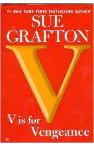 V is for VengeanceKinsey Millhone Mystery