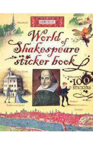 World of Shakespeare Sticker Book