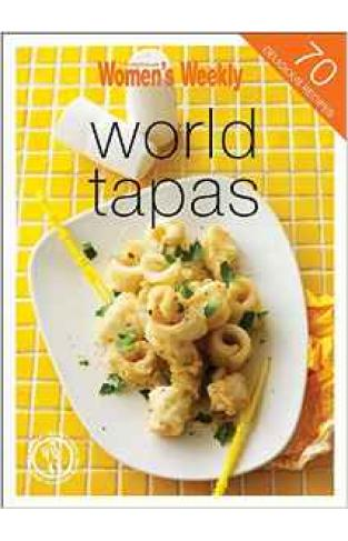 World TapasThe Australian Womens Weekly Minis