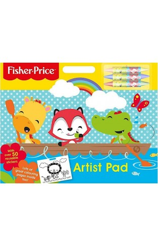 Alligator Products Fisher Price Artist Pad