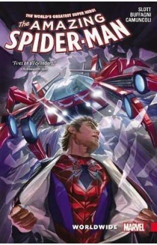 Amazing Spider Man Worldwide Vol 2 - (PB)