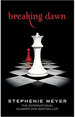 Breaking Dawn: Twilight, Book 4: 4/4 (Twilight Saga)  - Paperback