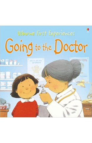 Going to the Doctor: Miniature Edition (Usborne First Experiences)  - Paperback
