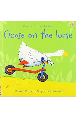 Goose on the Loose (Phonics Readers)  - Paperback