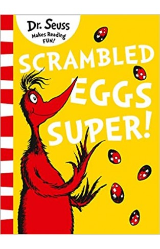 Scrambled Eggs Super! Paperback