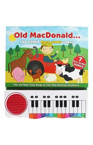 Sing Along Songs Old Macdonald: Novelty Activity Book (piano Book)