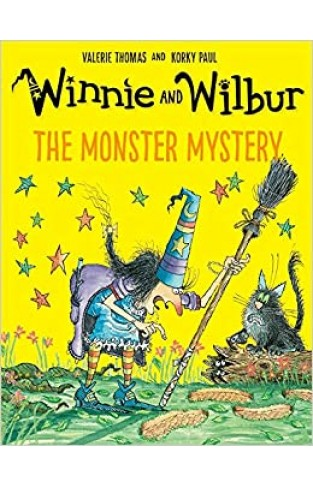 Winnie and Wilbur: The Monster Mystery - PB
