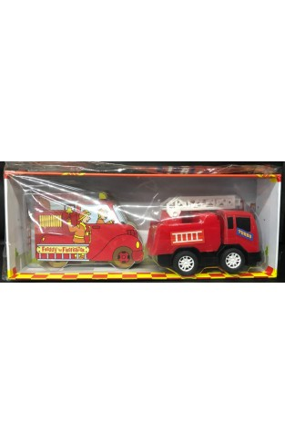 Boxed Vechile Sets Fireman