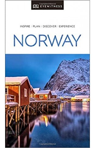 DK Eyewitness Norway (Travel Guide) - (PB)
