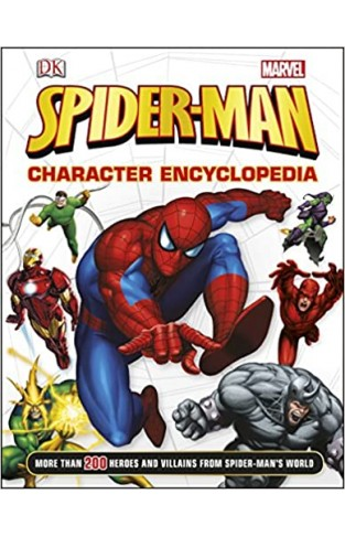 Spider-Man Character Encyclopedia  -  (HB)