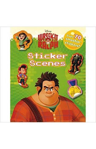 Disney Wreck-It Ralph Sticker Scenes