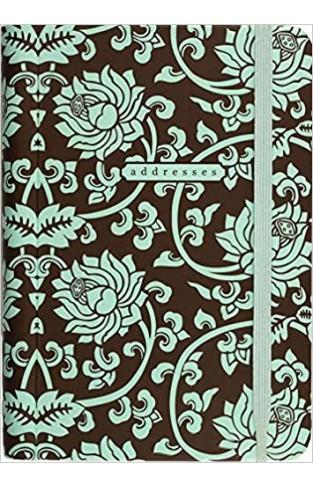 Acadian Tapestry Address Book (Address Books, Stationery) - Hardcover