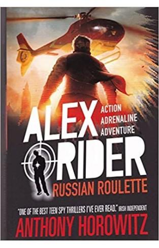 Alex Rider Mission 10 Russian Roulette - Paperback