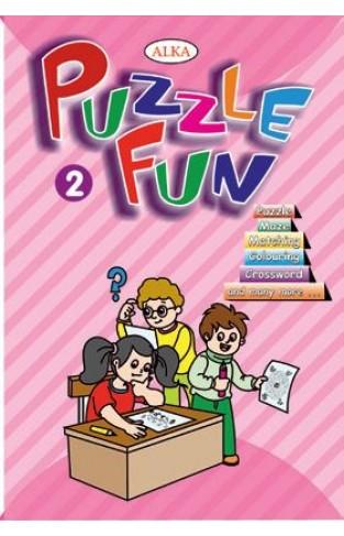 Alka Puzzle Fun  2